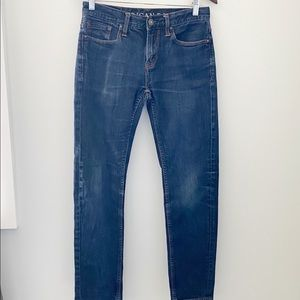 American Eagle Skinny Mid rise Jeans - Size 29